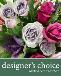 Designer's Choice Arrangement Flower Arrangement