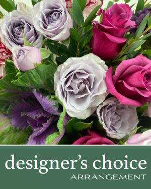 Designer's Choice Arrangement Flower Arrangement in Nevada, IA | Flower Bed
