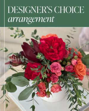 Designer's Choice Arrangement Flower Arrangement in Bloomsburg, PA   Pretty Petals & Gifts by Susan