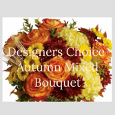 Designer's Choice Autumn Bouquet Fall