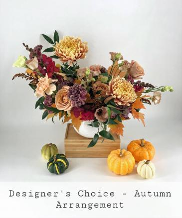 Designer's Choice Autumn Arrangement
