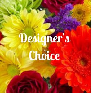 DESIGNER'S CHOICE BASIC $45.00 in Buda, TX   BUDAFUL FLOWERS