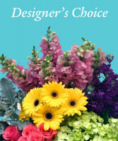DESIGNER'S CHOICE $50, $70, $90