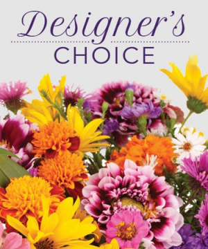 DESIGNER'S CHOICE BEST VALUE! We Deliver to Oxnard Area! in Oxnard, CA | Mom and Pop Flower Shop
