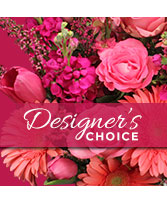 Designer's Choice Bouquet in Marysville, Washington | What's Bloomin' Now Floral