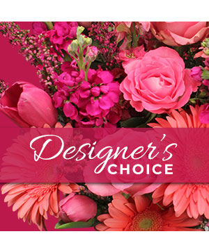 Designer's Choice Bouquet in Agawam, MA | AGAWAM FLOWER SHOP INC.