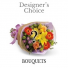 Designer's Choice Bouquet from $45 Free Style cut bouquet