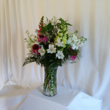 Designers Choice Bouquet Vase