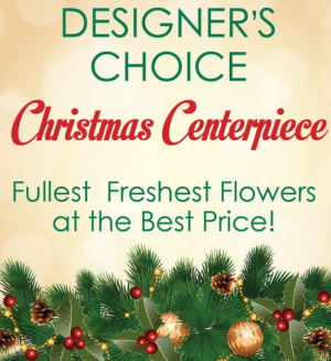 Designers Choice Christmas Arrangement Christmas in Fredericton, NB   GROWER DIRECT FLOWERS LTD