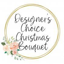 Designer's Choice Christmas Bouquet