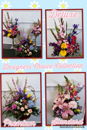 Designers Choice Collection  Mother's Day  2020 in Hesperia, CA | FAIRY TALES FLOWERS & GIFTS