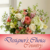 Designer's Choice- Country Designer's Choice Mixed Arrangement