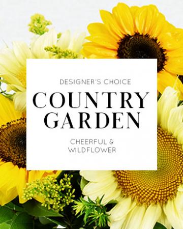 Designer's Choice   Country Garden