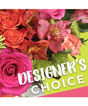 Designer's Choice Custom Arrangement in Olive Hill, KY | Sally's Flowers & Gifts