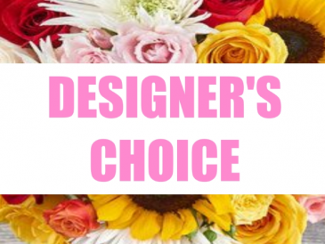 Designers Choice Custom Bouquet