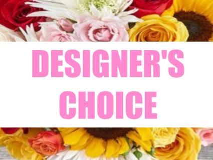 Designers Choice Custom Bouquet