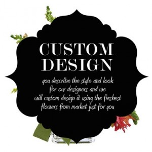 Designer's Choice - Amore' Custom design