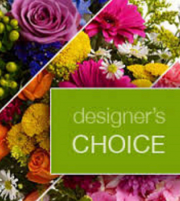 Designers Choice delivered monthly cut flowers Subscription