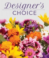 DESIGNER'S CHOICE Exclusively at Mom & Pops in Oxnard, CA | Mom and Pop Flower Shop