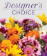 DESIGNER'S CHOICE Exclusively at Mom & Pops