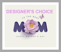 Designers Choice Exquisite Mom Designers Choice Arrangement