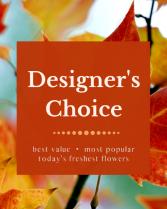 Designer's Choice - Fall Arrangement