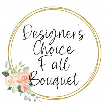 Designer's Choice Fall Bouquet