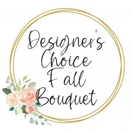 Designer's Choice Fall Bouquet