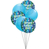 Designer's Choice Father's Day Balloon Bouquet
