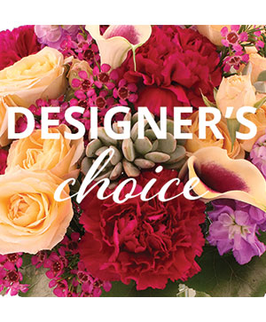 Designers Choice Floral Design in Kings Mountain, NC | FLOWERS BY THE FALLS