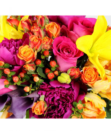DESIGNER'S CHOICE Florist selection