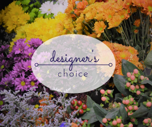 Designer's Choice Flower Arrangement in Holland, MI | GLENDA'S LAKEWOOD FLOWERS