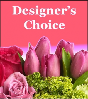 Designers Choice Bouquet International Women's Day Collection in Croton On Hudson, NY | Cooke's Little Shoppe Of Flowers