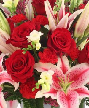 Designer's Choice Fresh Arrangement in Canon City, CO | TOUCH OF LOVE FLORIST AND WEDDINGS