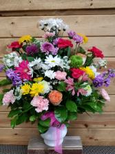 Designers Choice Funeral Bouquet