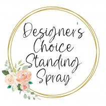 Designer's Choice Funeral Spray