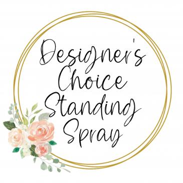 Designer's Choice Funeral Spray