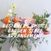 Designer's Choice Garden Style Arrangement