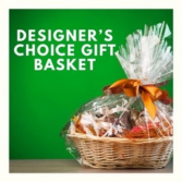 Designers Choice Gift Basket XL Custom Gift Basket