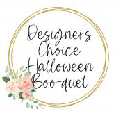 Designer's Choice Halloween Bouquet