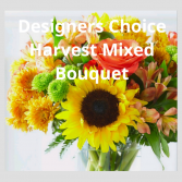 Designer's Choice Harvest Mixed Bouquet Fall