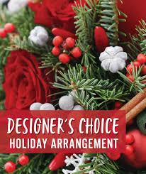 Designers Choice Holiday Arrangement