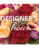 Larger Designer's Choice  Floral Arrangements