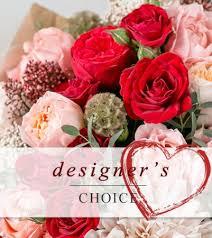 Designer's Choice Love Vase Arrangement