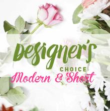 Designer's Choice Luxurious & Low Arrangement