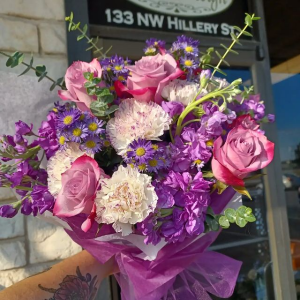 Designer's Choice Mix Hand-Tied Bouquet in Burleson, TX   Texas Floral Design Inc