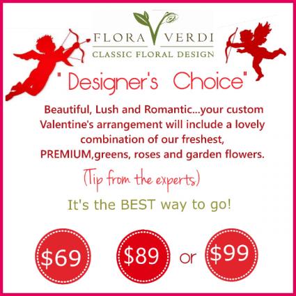 Designer's Choice Mixed Premium  Flower