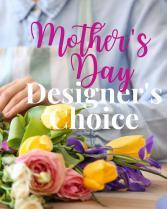 Designer's Choice Mother's Day Arrangement