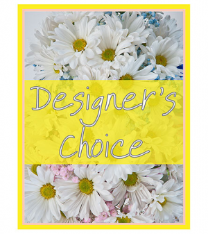 Designer's Choice - New Baby Arrangement in Roswell, NM | BARRINGER'S BLOSSOM SHOP
