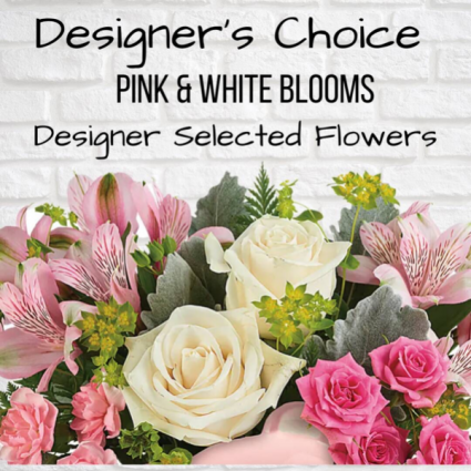 Designer's Choice-Pink
